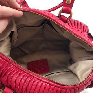 Coach Bags - Coach Bag & Wallet Combo